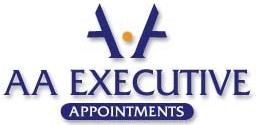 AA Exec Appts logo