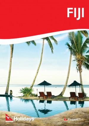 qantas holidays fiji 2012 13 travel daily. Black Bedroom Furniture Sets. Home Design Ideas