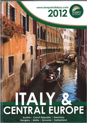 2012 Italy  Central Europe