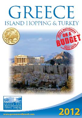 Travel Brochure Greece