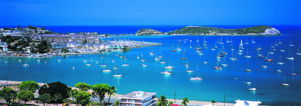 Noumea New Caledonia  City new picture : ... New Caledonia, courtesy of New Caledonia Tourism , Aircalin and GLP