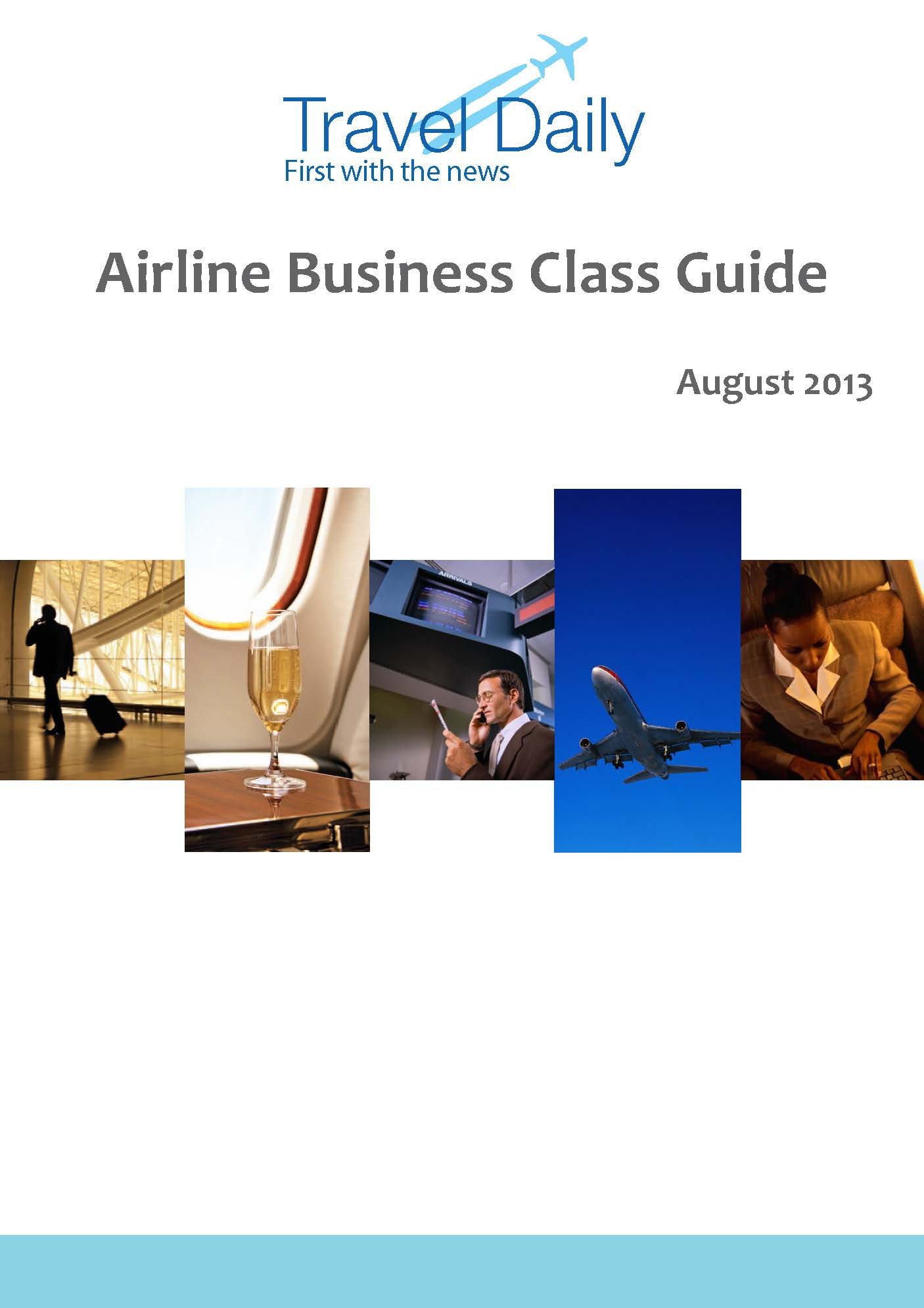 2013 airline business class guide travel daily airline business guide cover page 2013