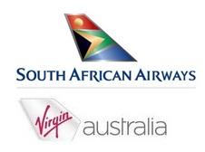 SAA & Virgin Australia