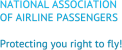 National Association of Airline Passengers logo
