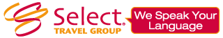 Select Travel Group logo