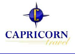 Capricorn Travel logo