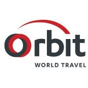 Orbit World Travel logo