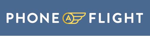 Phone A Flight logo